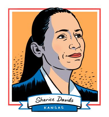 Sharice Davids made history in more ways than one when she bested Rep. Kevin Yoder (R) in Kansas' 3rd Congressional Dis...