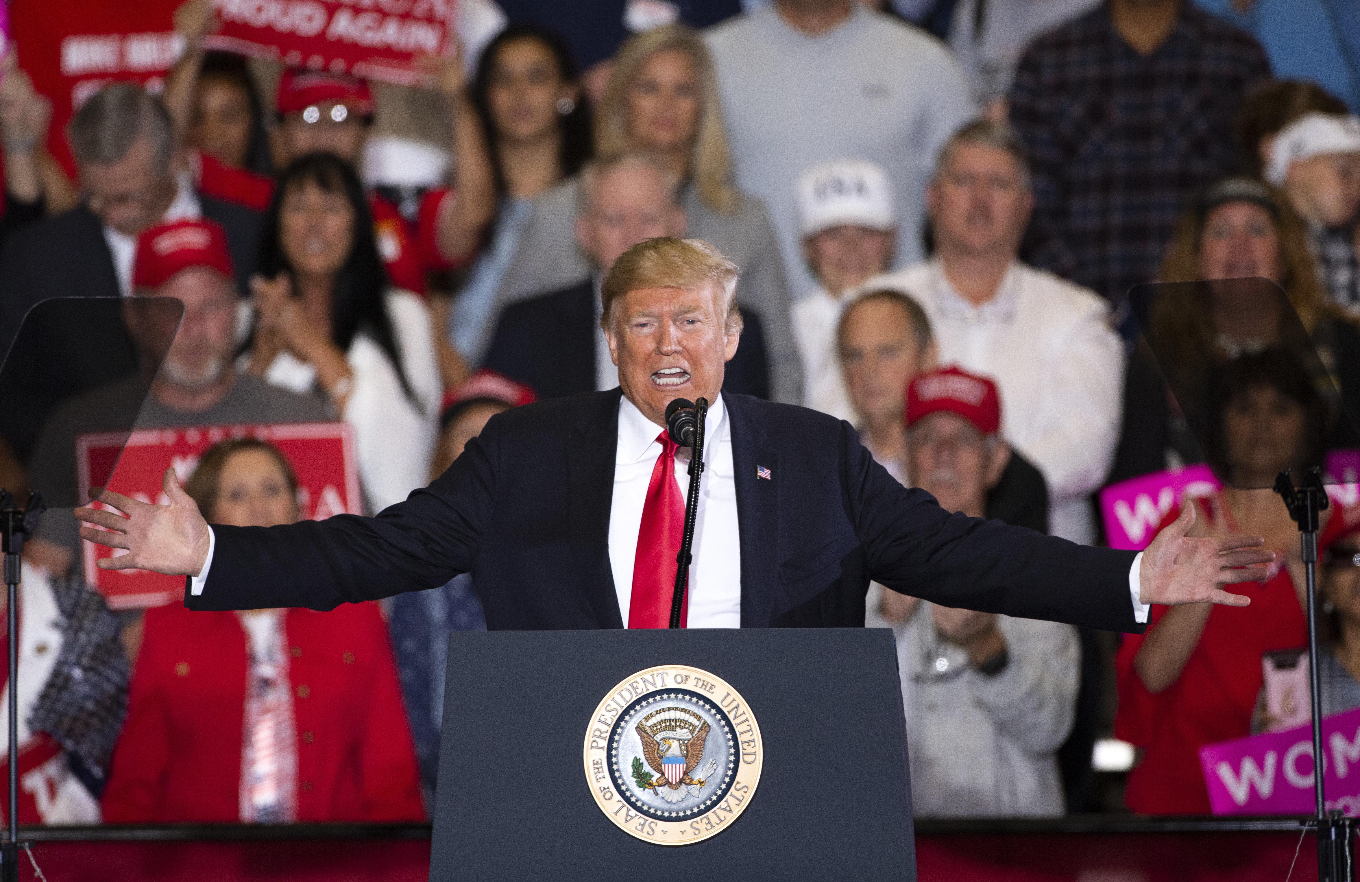 Etats-Unis: J-2 avant le verdict des urnes sur Donald