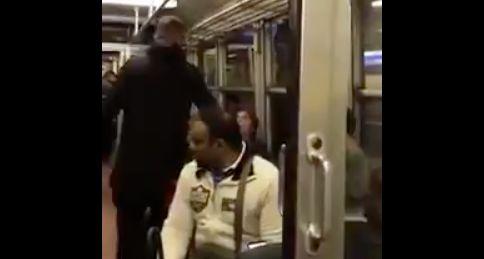 Cette Italienne a tenu tête à un xénophobe qui insultait des passagers à