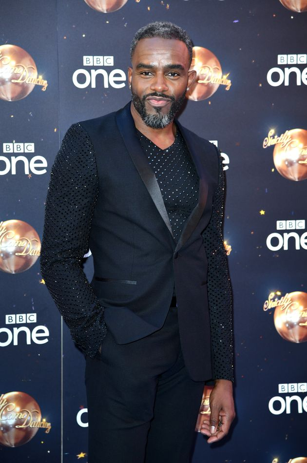 Charles Venn survived the dance off for the third time