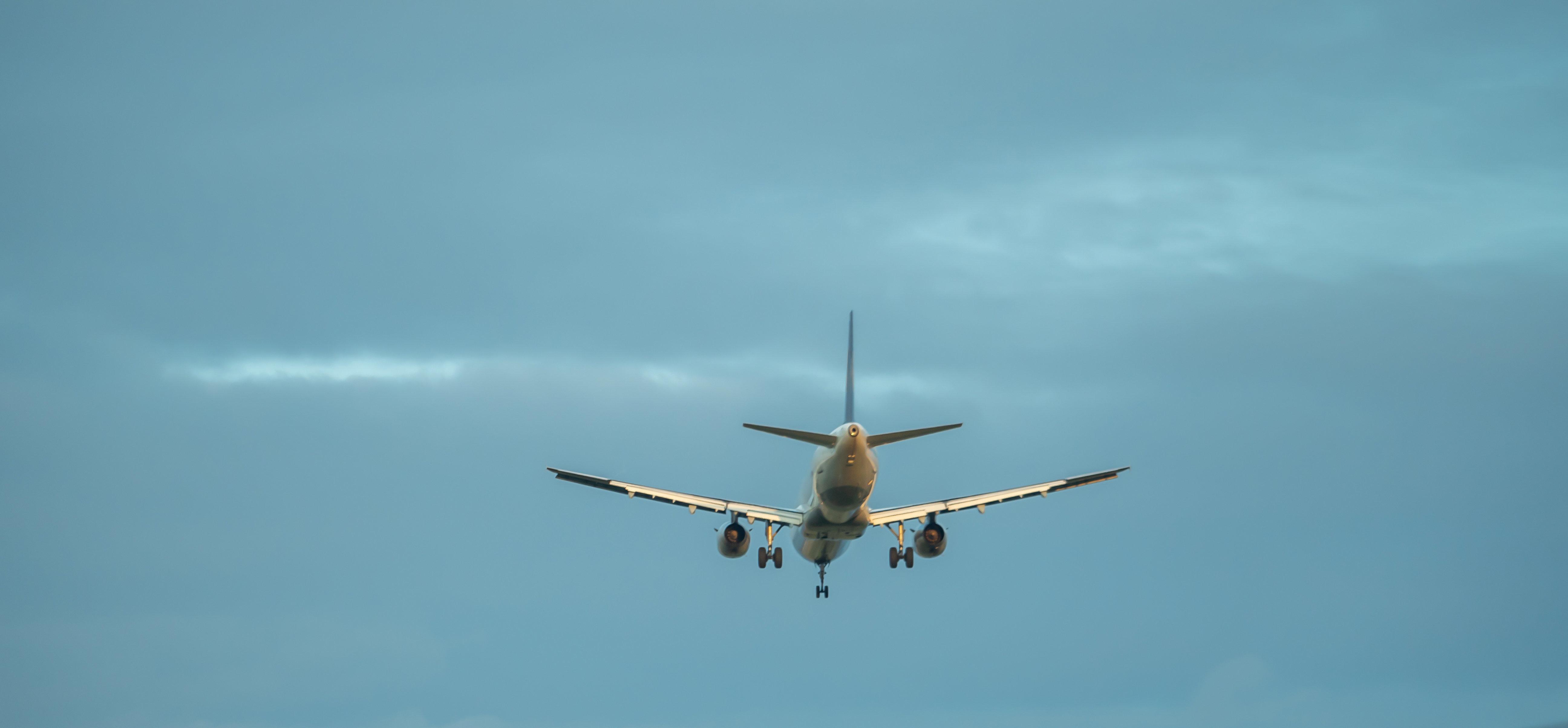 Δύο αεροσκάφη συγκρούστηκαν στον αέρα στον