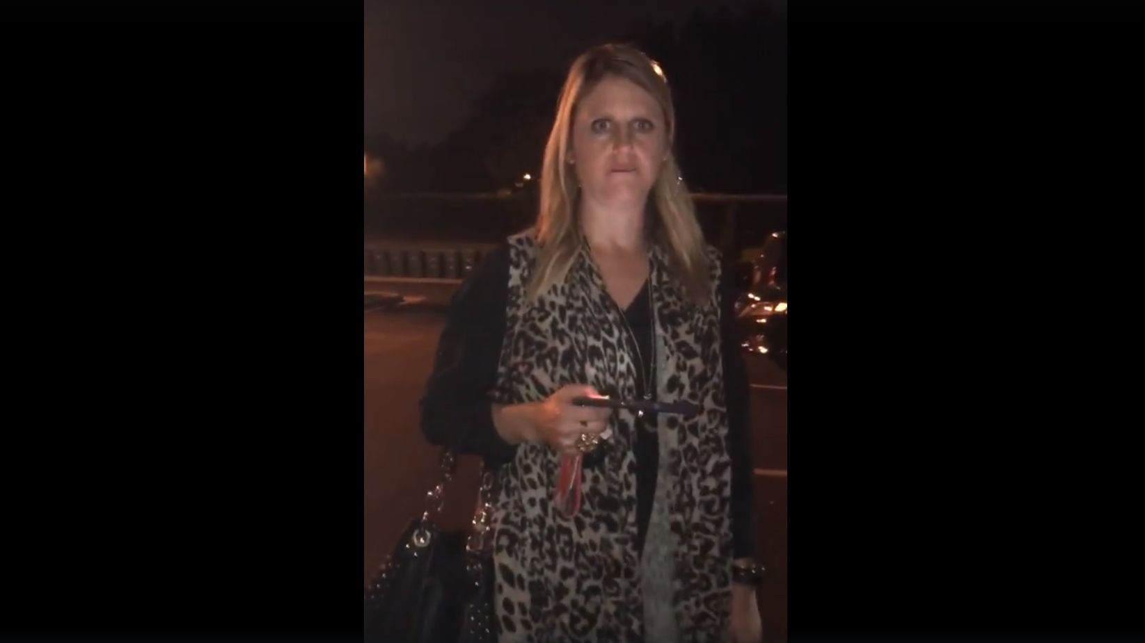 North Carolina woman seen in viral racist rant faces 911 violation charge