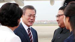 문대통령이 '김정은 서울 방문'에 대해 직접 밝힌