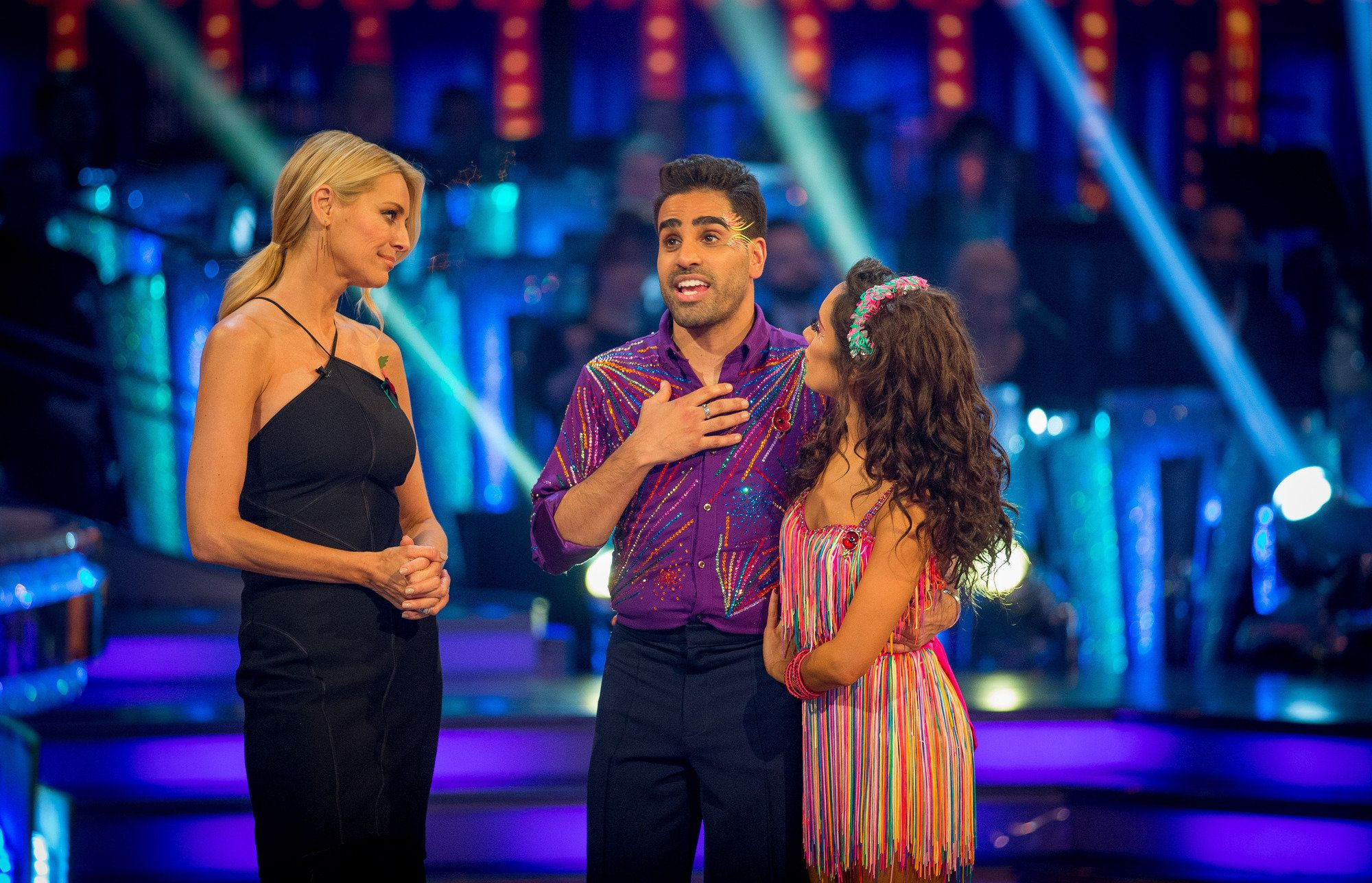 Dr Ranj Is The Sixth Celebrity Voted Off 'Strictly Come