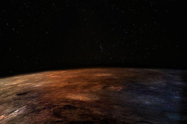 Γεμάτη λίμνες ήταν η λεκάνη «Ελλάς» του Άρη, σύμφωνα με τα νέα ευρήματα της