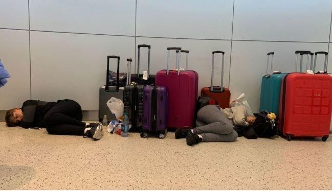 Επιβάτες κατηγορούν την British Airways για εφιαλτικό ταξίδι 77 ωρών