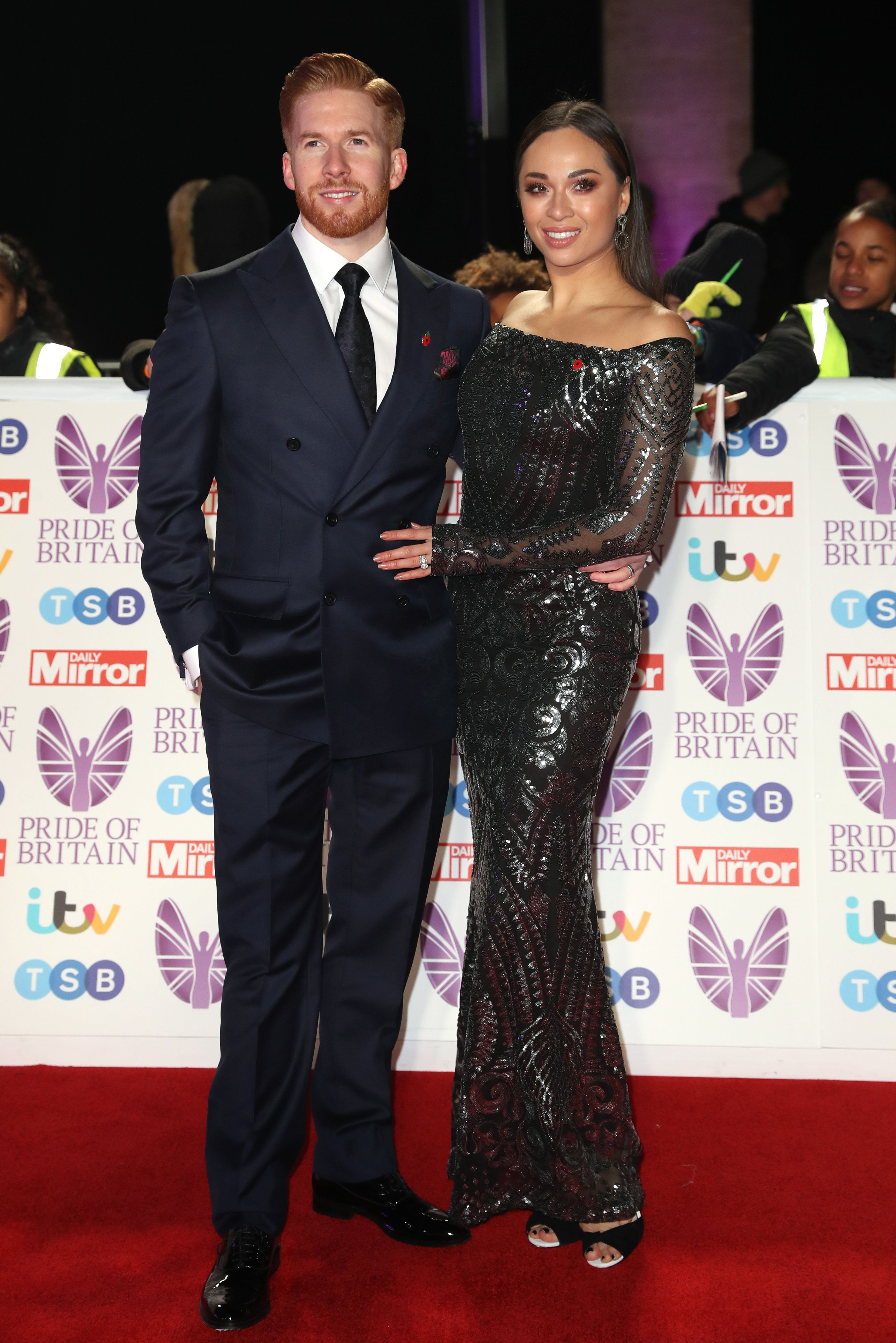 'Strictly' Pro Katya Jones Says She Wants A Baby With Husband Neil 'In Near Future'
