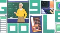 Αφιερωμένο στον επιστήμονα Μιχάλη Δερτούζο το σημερινό Google