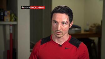 Joshua Quick was able to distract the gunman, allowing others in the class to escape.