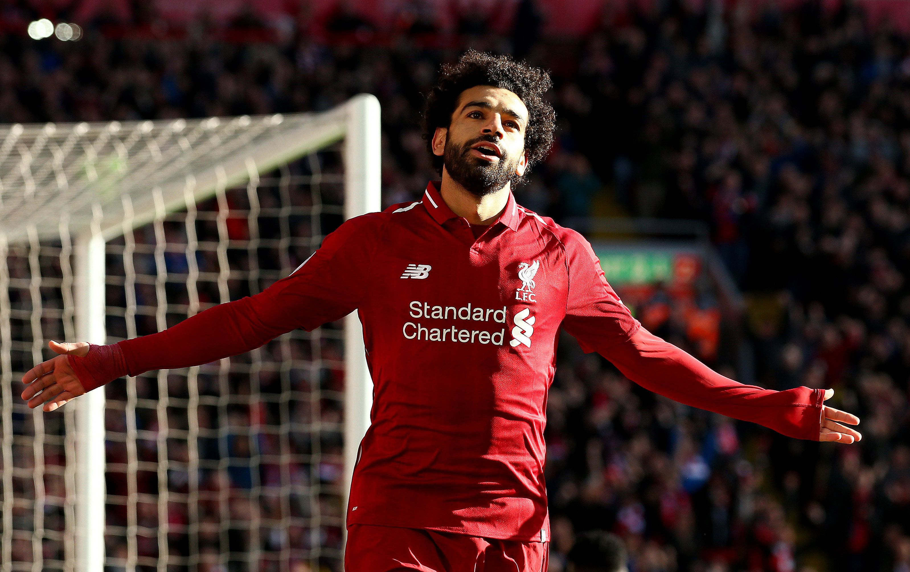 Mo Salah Or Leo Sayer? We Need To Talk About This New