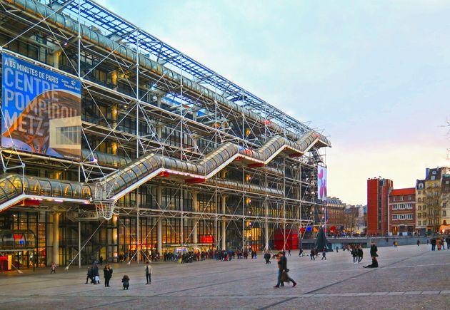 Exclusif: Le Centre Pompidou suspend la présentation polémique d'un livre