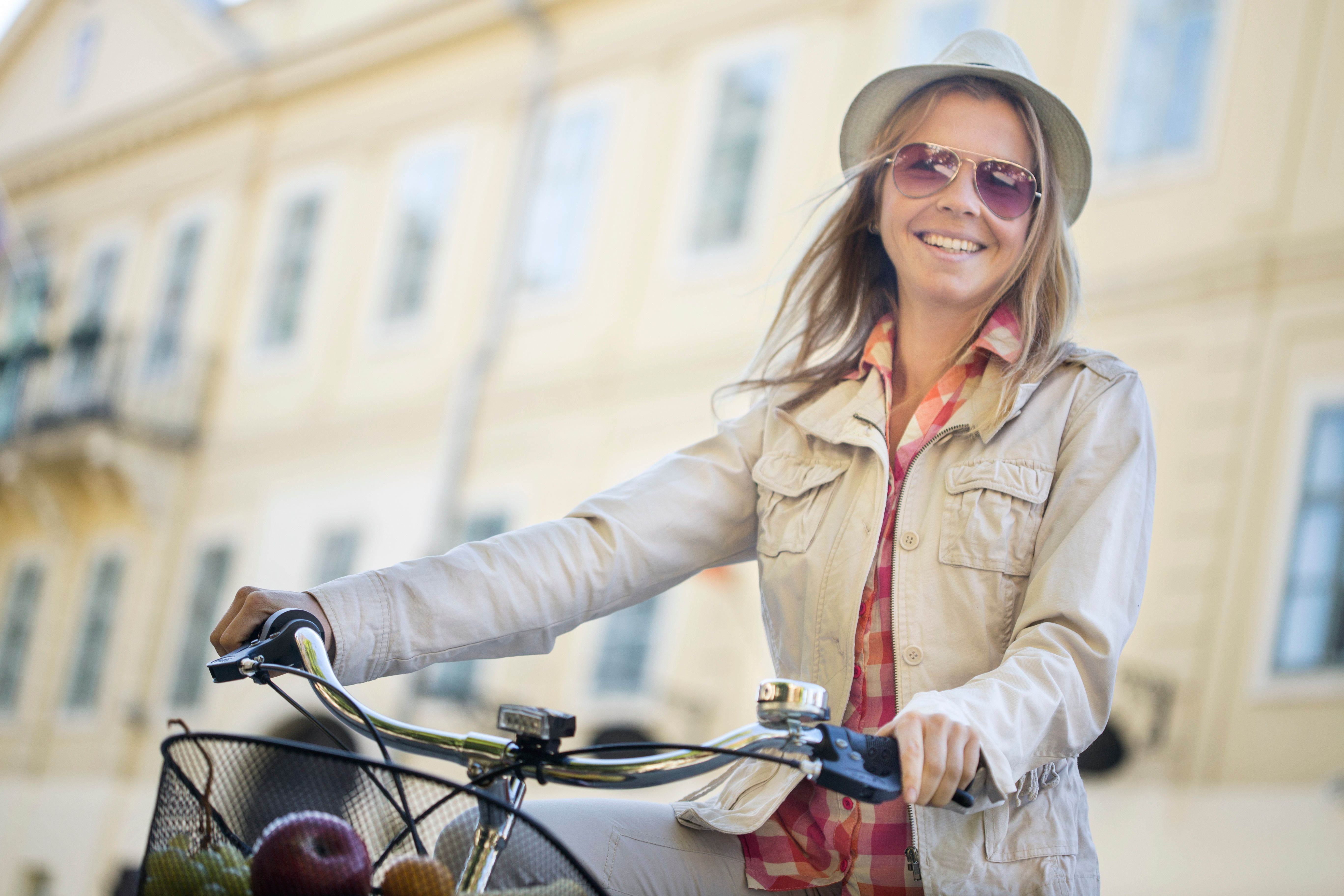 Wer in Bologna mit dem Fahrrad fährt, wird