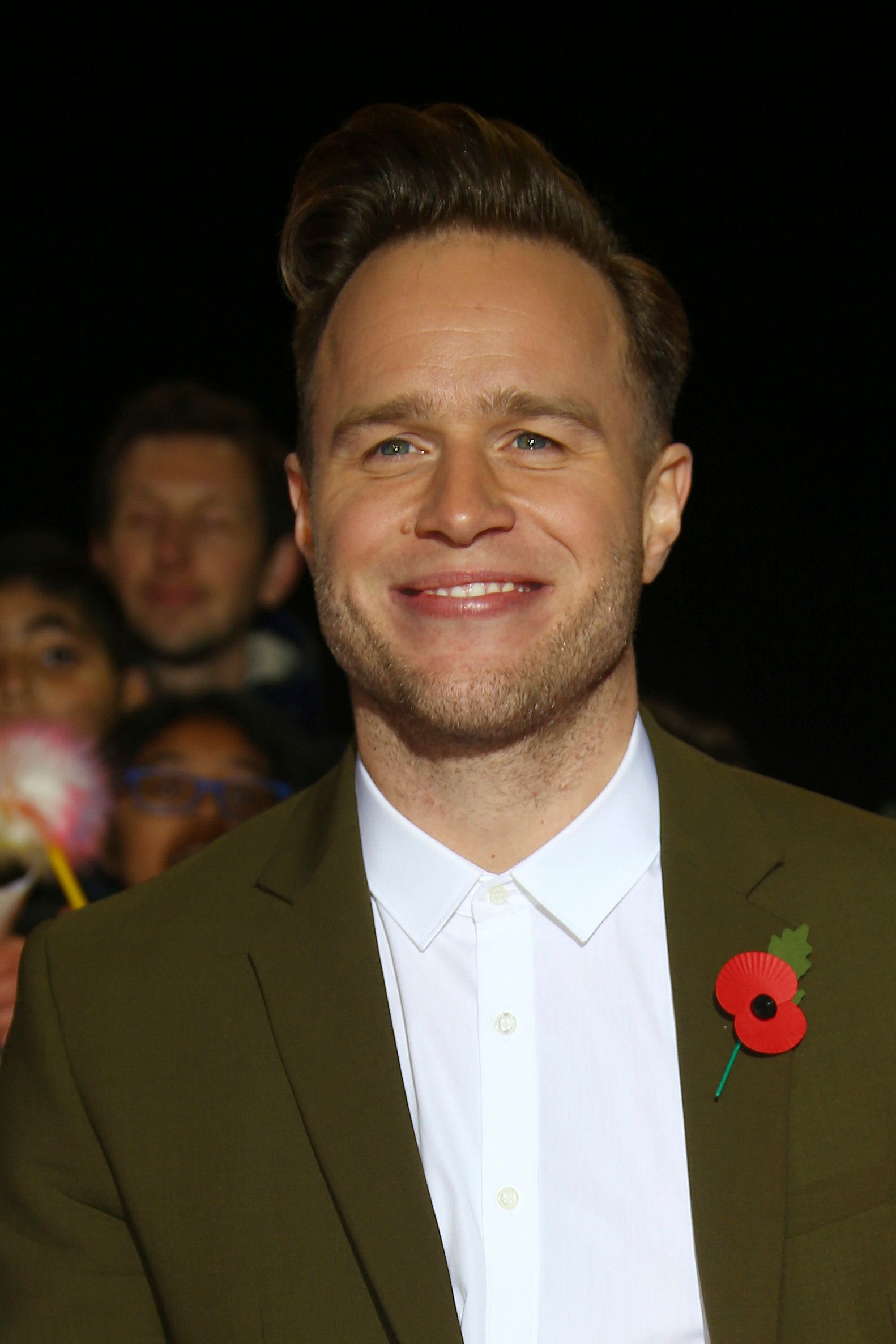 Olly Murs Made Himself 'Sick With Anxiety' After Landing Job At 'The