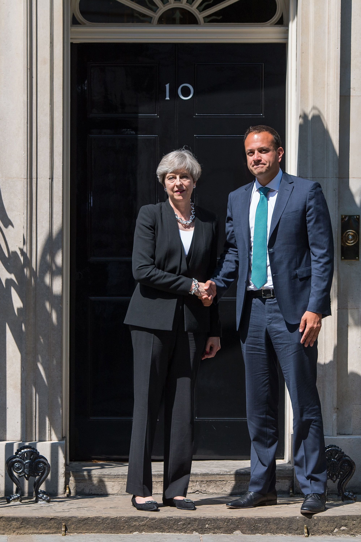 UK Cannot Unilaterally End Brexit Backstop, Irish PM Tells Theresa