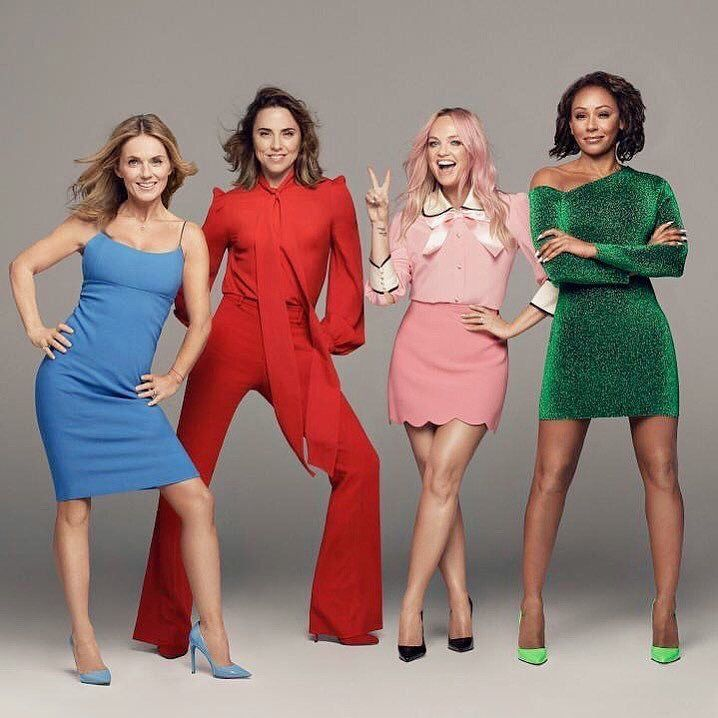 Discussion on this topic: Spice Girls in L'Oreal talks, spice-girls-in-loreal-talks/