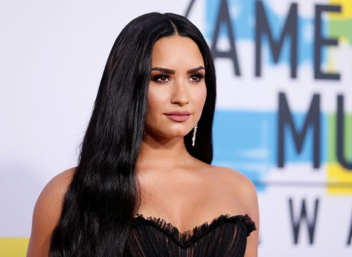 Demi Lovato is out of rehab, three months after an overdose.