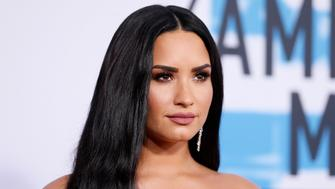 2017 American Music Awards – Arrivals – Los Angeles, California, U.S., 19/11/2017 – Singer and actress Demi Lovato. REUTERS/Danny Moloshok