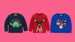 12 Of The Cutest Kids Christmas Jumpers For