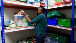 The Number Of People Using Foodbanks Has Risen By 13% In A Single