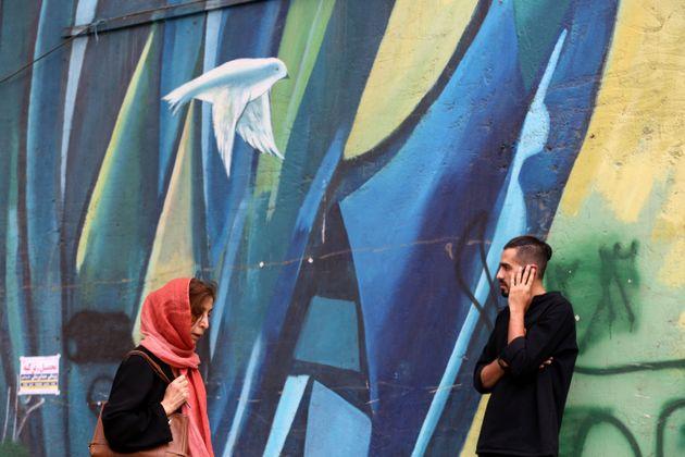 A Téhéran, les sanctions américaines frappent des Iraniens