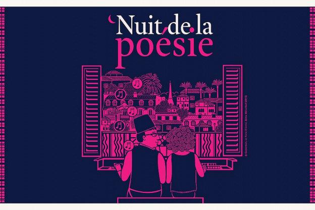 Initiée par l'Institut du monde arabe à Paris, la Nuit de la poésie s'invite à Rabat