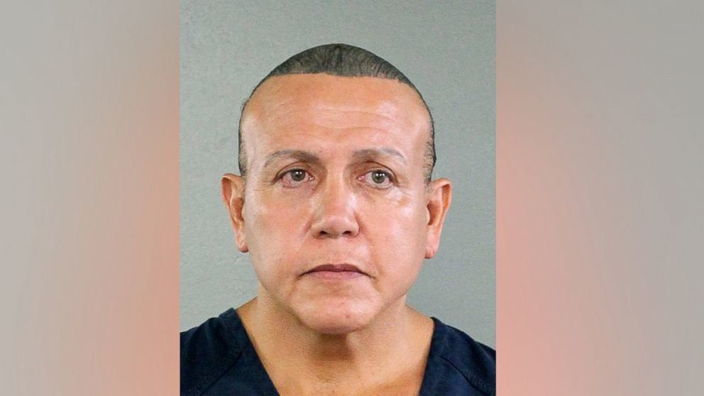 'This is not how I raised him,' mother of mail bombing suspect Cesar Sayoc wrote in exclusive letter to ABC News (ABC News)