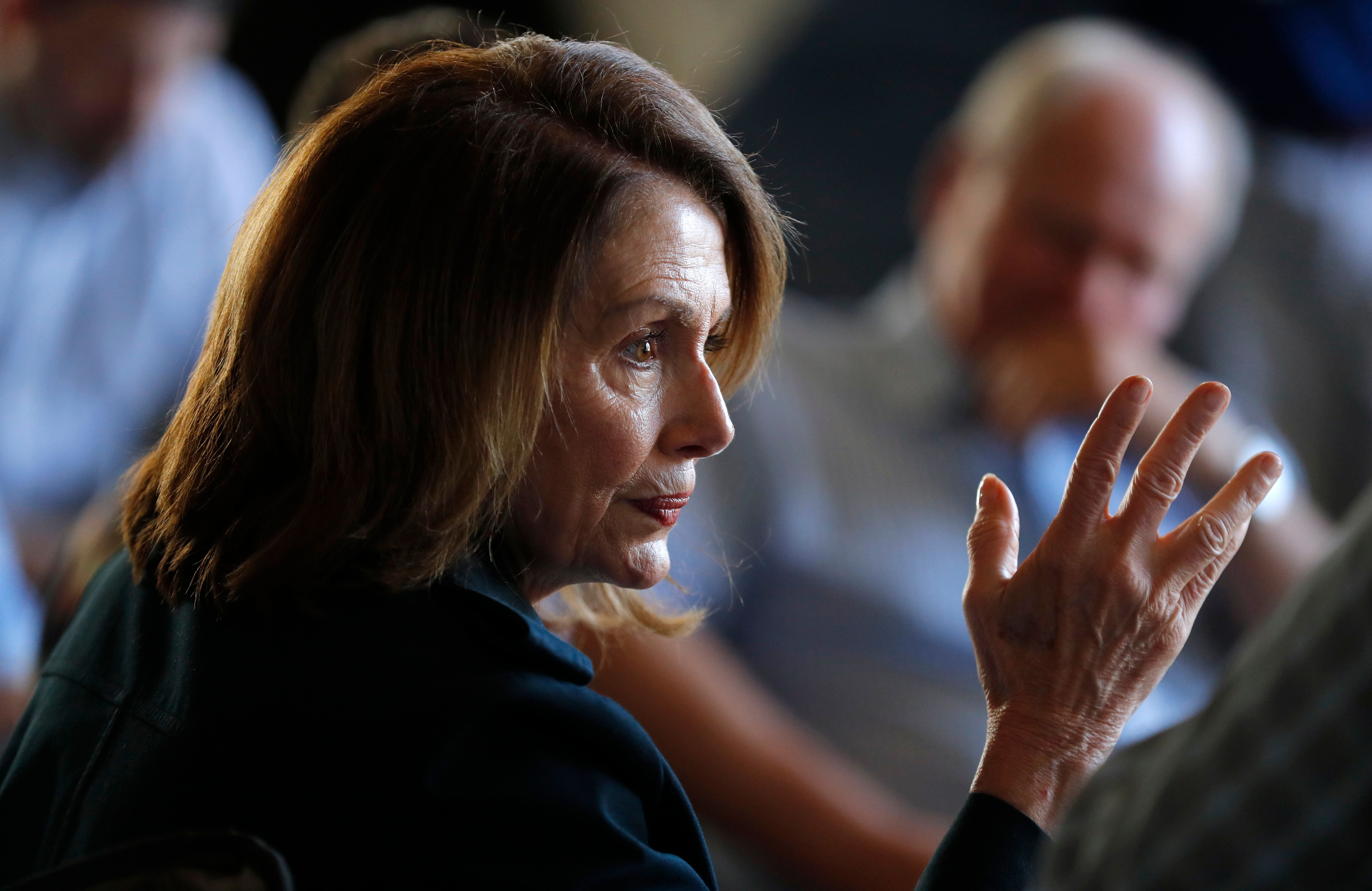 House Minority Leader Nancy Pelosi (D-Calif.) is like a ninja when it comes to Democratic fundraising.