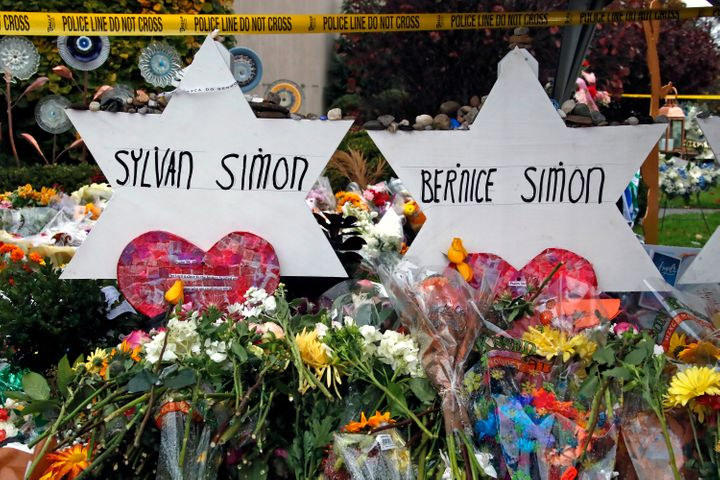 Eleven people died when an anti-Semitic white supremacist shot up a Pittsburgh synagogue.