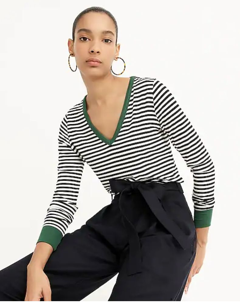 c0cc26cf8a1a5f Here's A Look At J.Crew's Winter Collab With Universal Standard ...