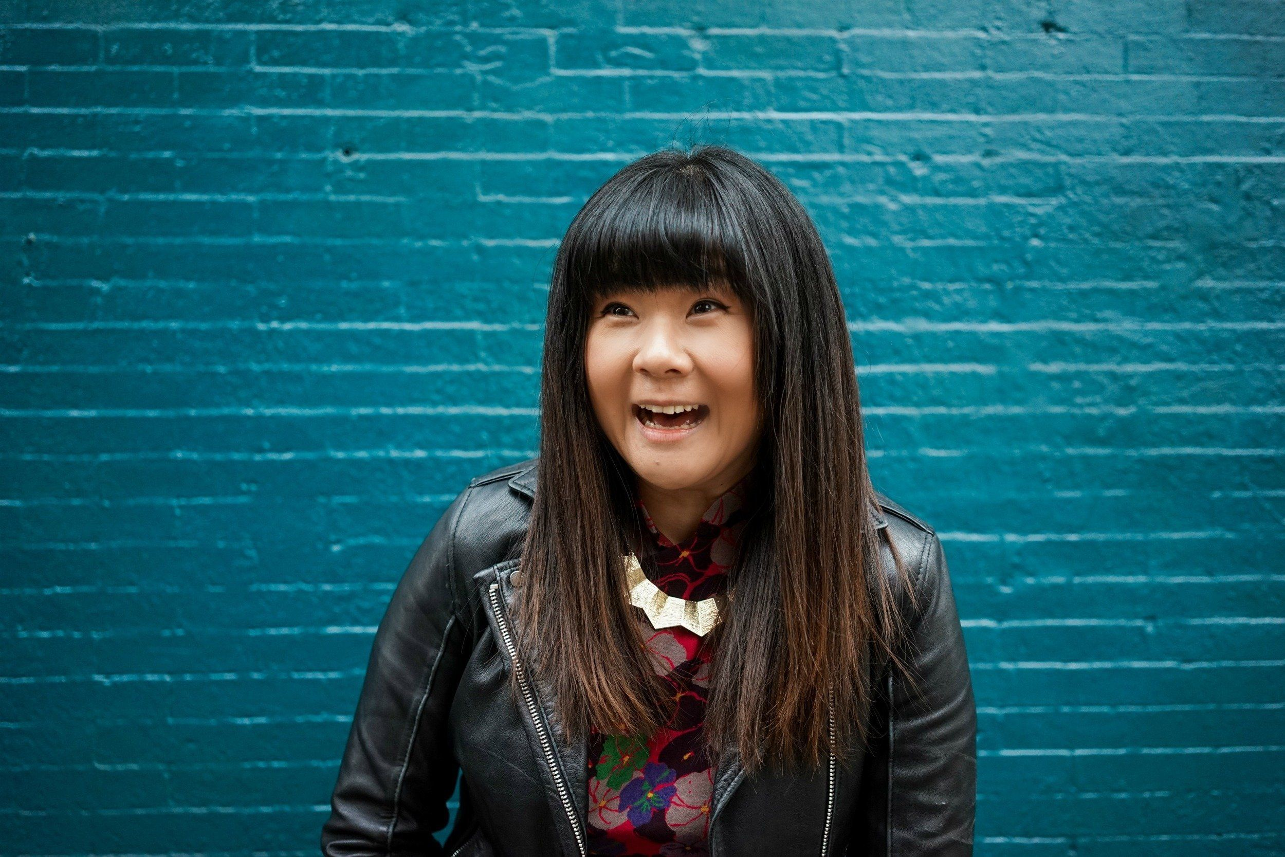 Here's Why Late-Night TV Writer Jenny Yang Cried During Her Interview With Busy