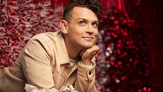 "Broadway actor and singer Michael Longoria will release his holiday album, ""Merry Christmas Darling,"" on Nov. 9."