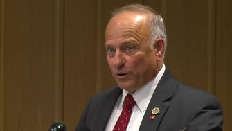 For the first time in a long time, a Democrat running for Congress thinks he can win in Iowa's fourth district. In order to do so, he'll have to take out the controversial incumbent Steve King.