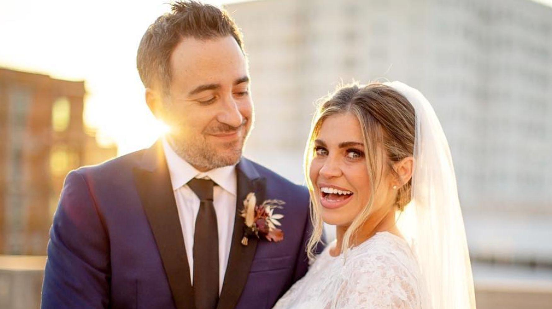 Danielle Fishel Wedding.Danielle Fishel Of Boy Meets World Marries Jensen Karp Huffpost Life