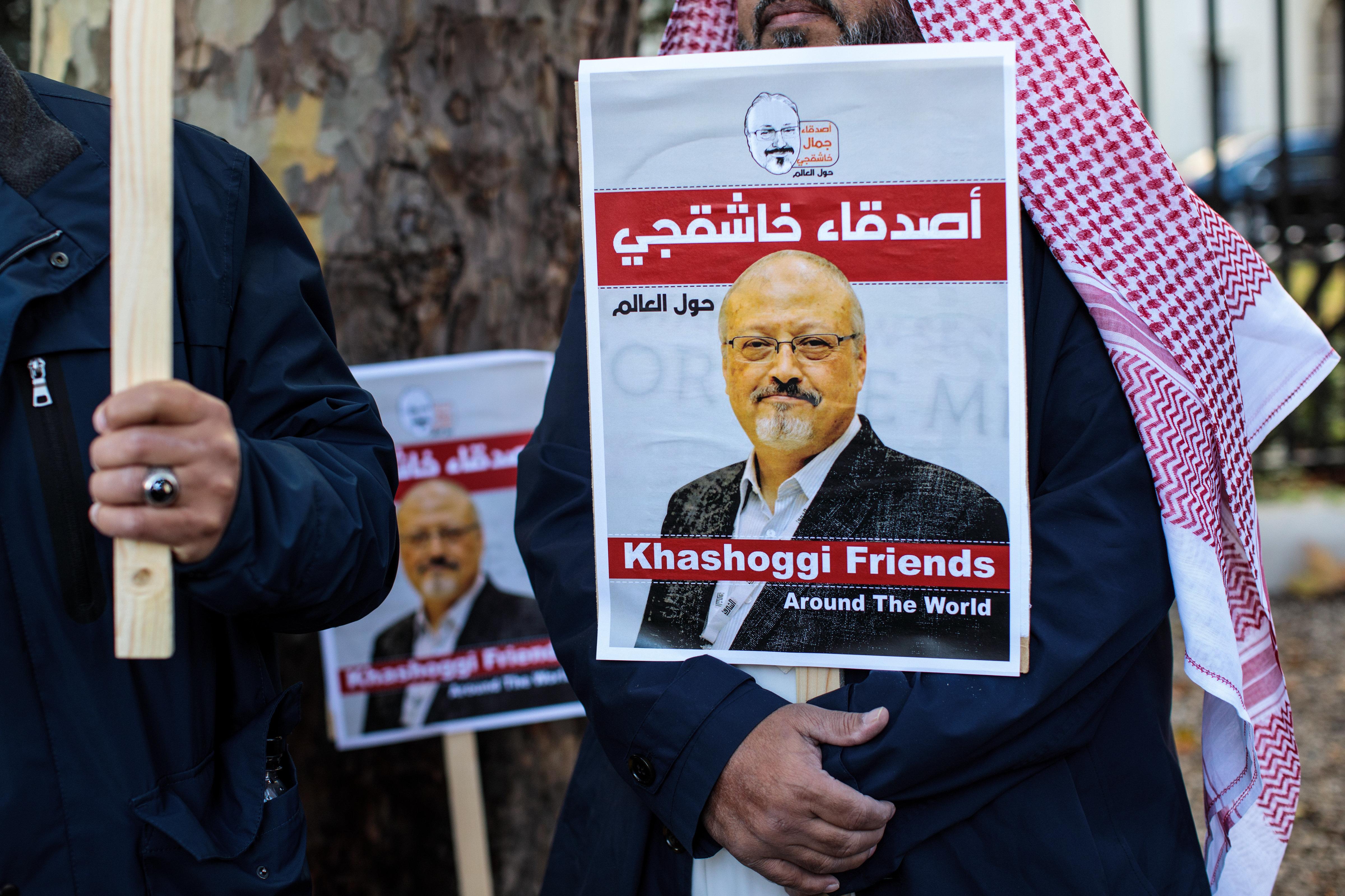 사우디가 카쇼기 살해 '은폐조'를 투입했다고 터키가 밝혔다