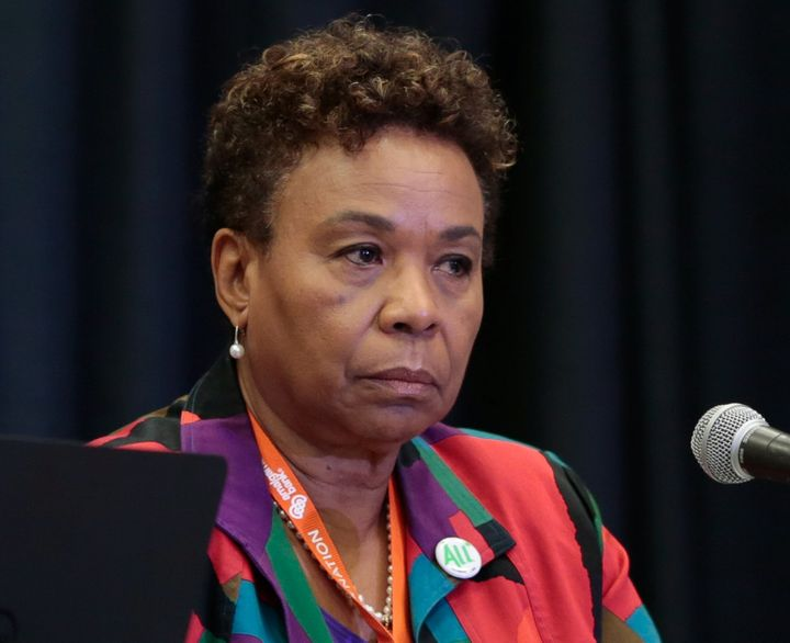 Rep. Barbara Lee (D-Calif.) pushed to revisit the war authorization last year and is set to push again against military actio