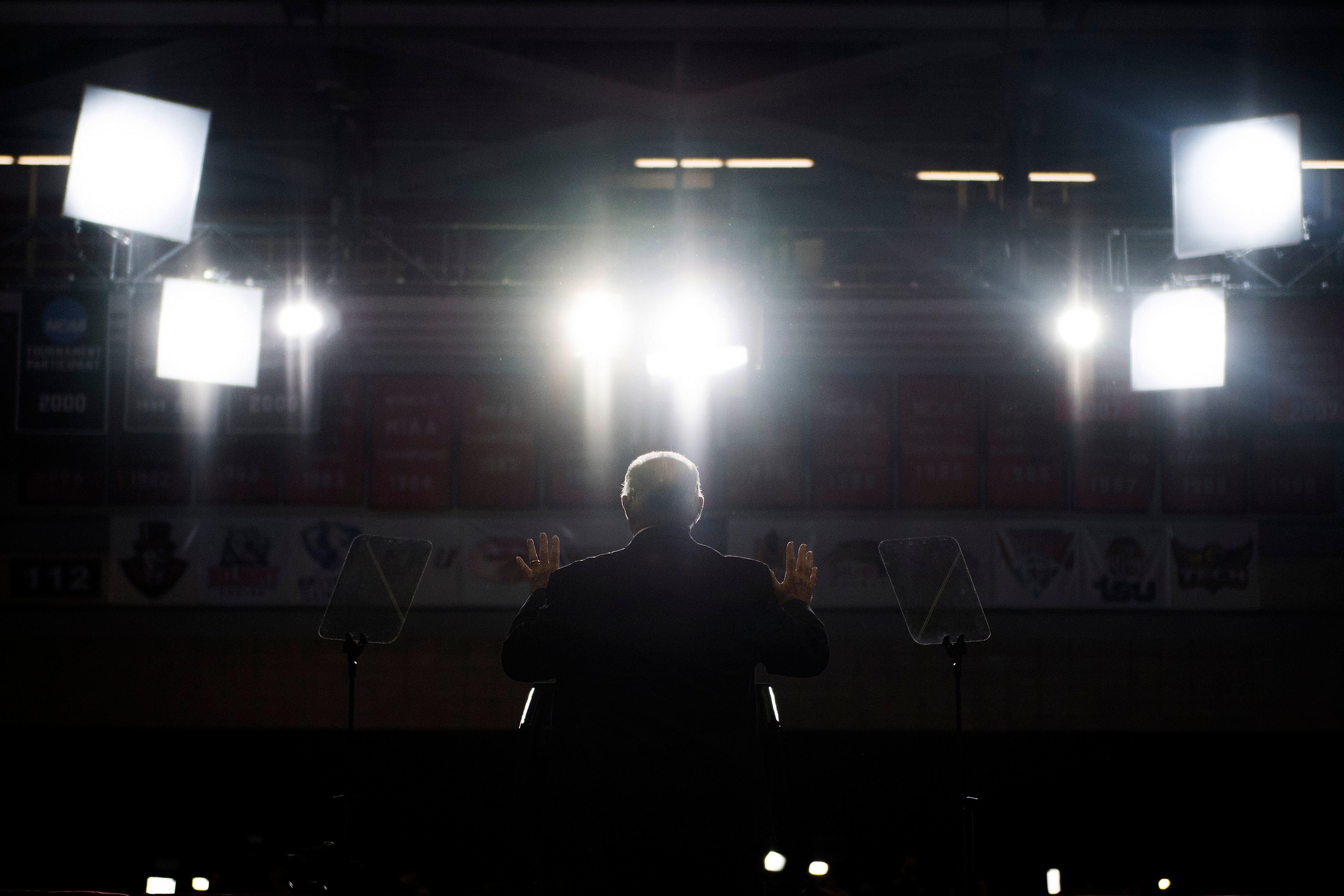 트럼프 취임 후 첫 전국 선거다. 확실한 것은 아무것도
