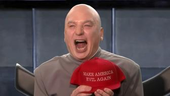 Mike Myers as Dr. Evil