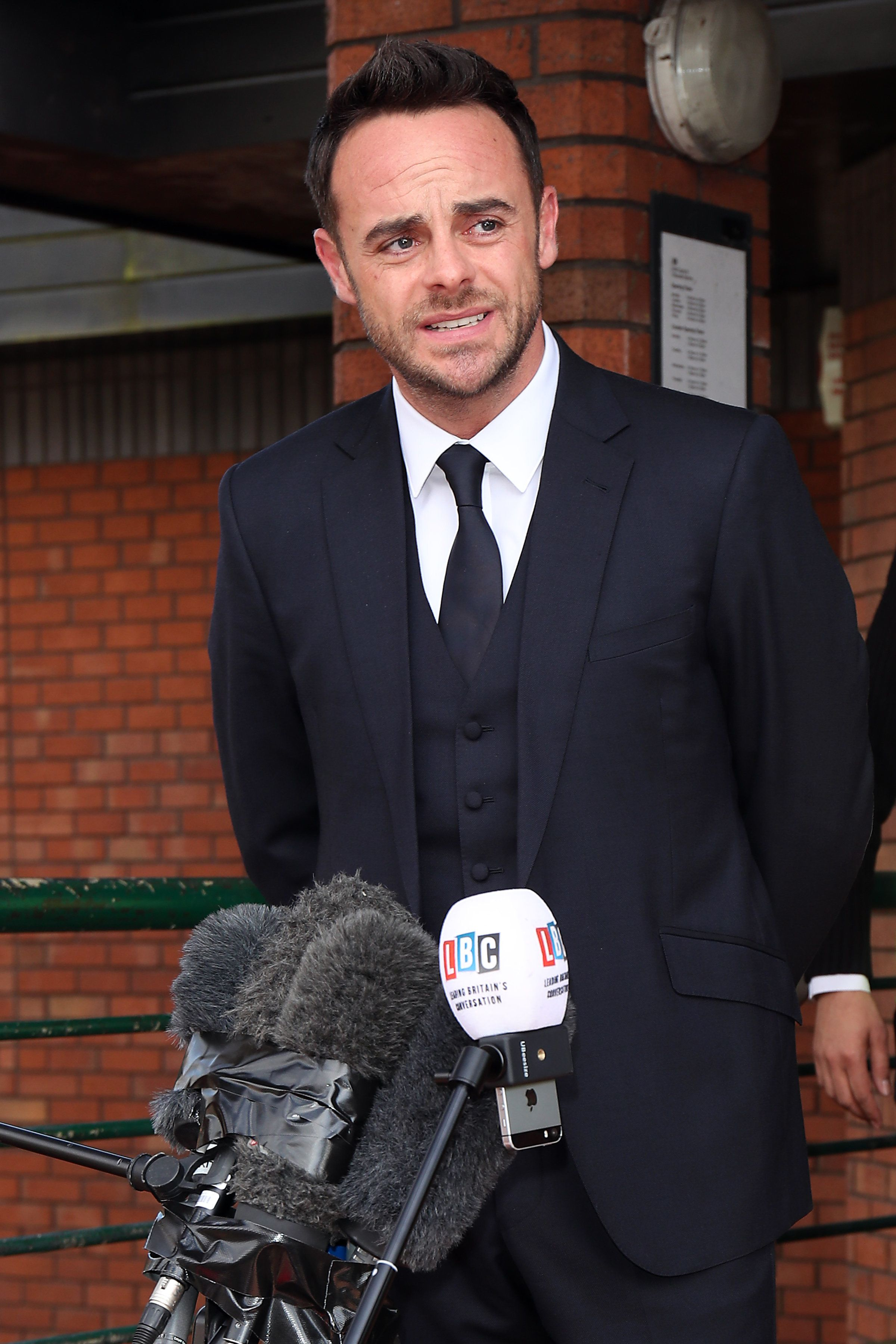Ant McPartlin Speaks Out After Being 'Told Off' By Judge Over Divorce Settlement Hearing