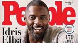 """Idris Elba est """"l'homme le plus sexy au"""