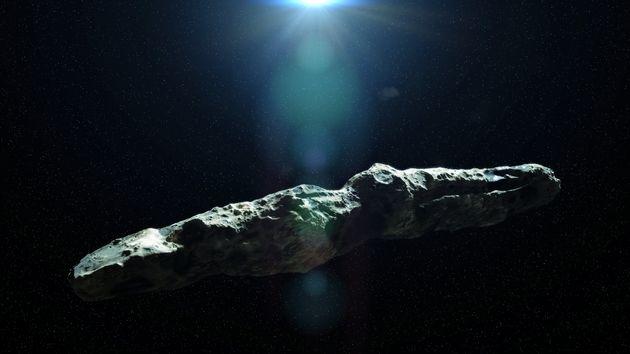 Ο «περίεργος» αστεροειδής Ουμουαμούα ίσως τελικά να είναι εξωγήινο διαστημόπλοιο, λένε επιστήμονες του