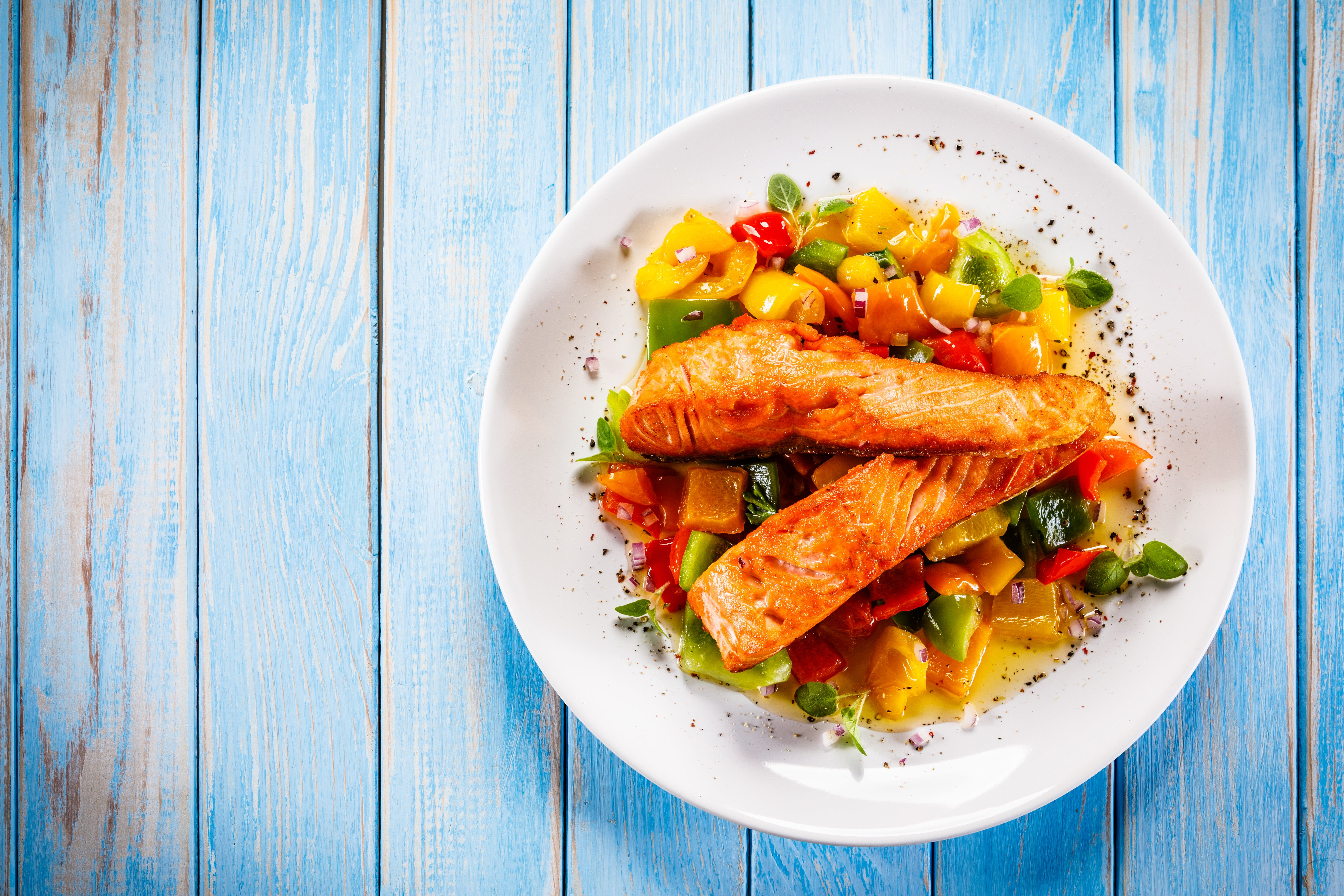 Diet Rich In Fatty Fish Could Reduce Asthma Symptoms In Children, Study Suggests