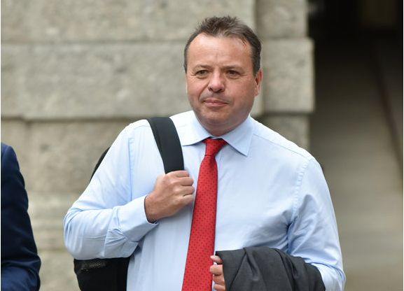 Arron Banks' Brexit campaign group warned of fines for data misuse