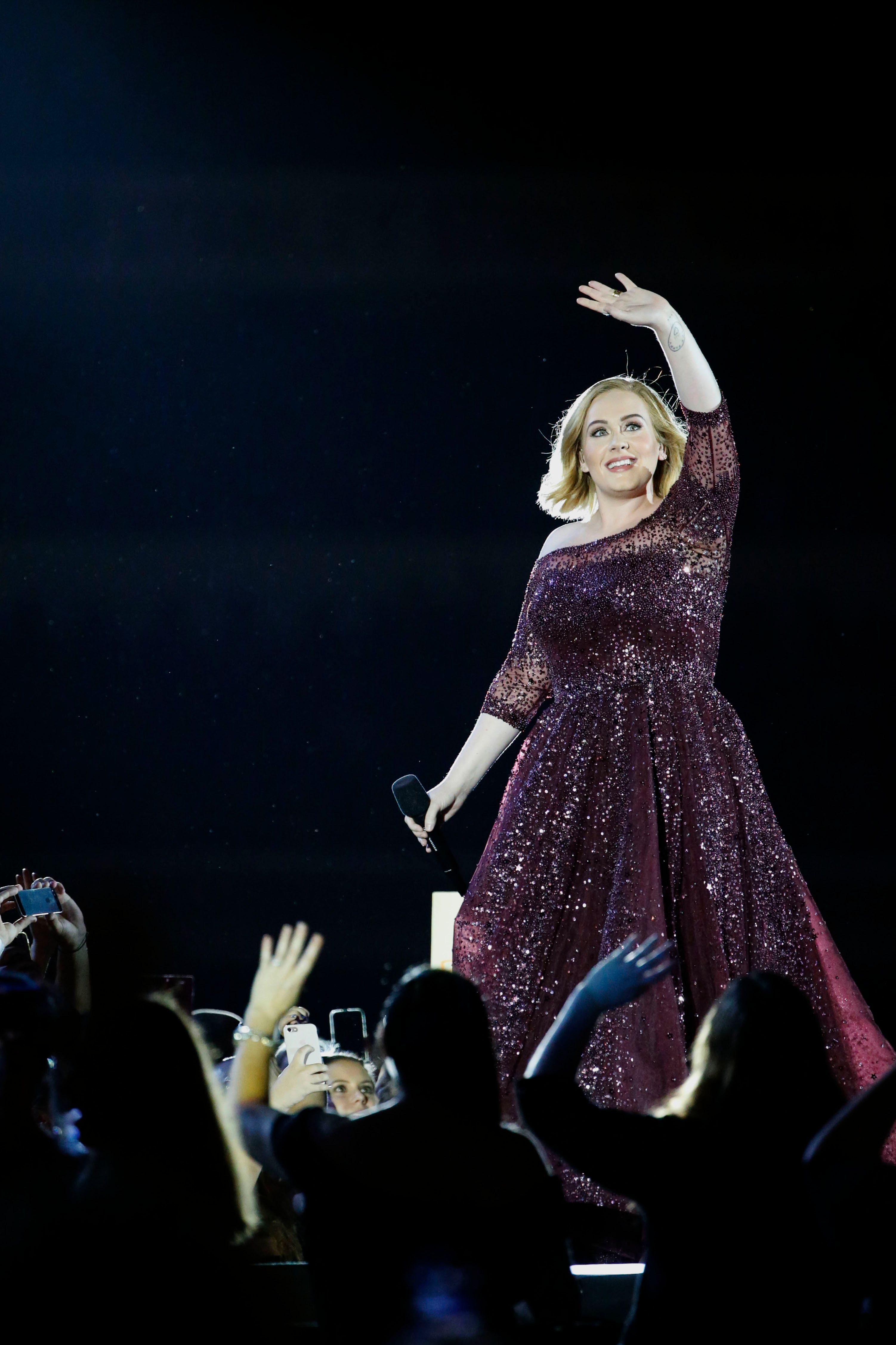 Adele Has Most Relatable Reaction To Spice Girls Reunion Tour