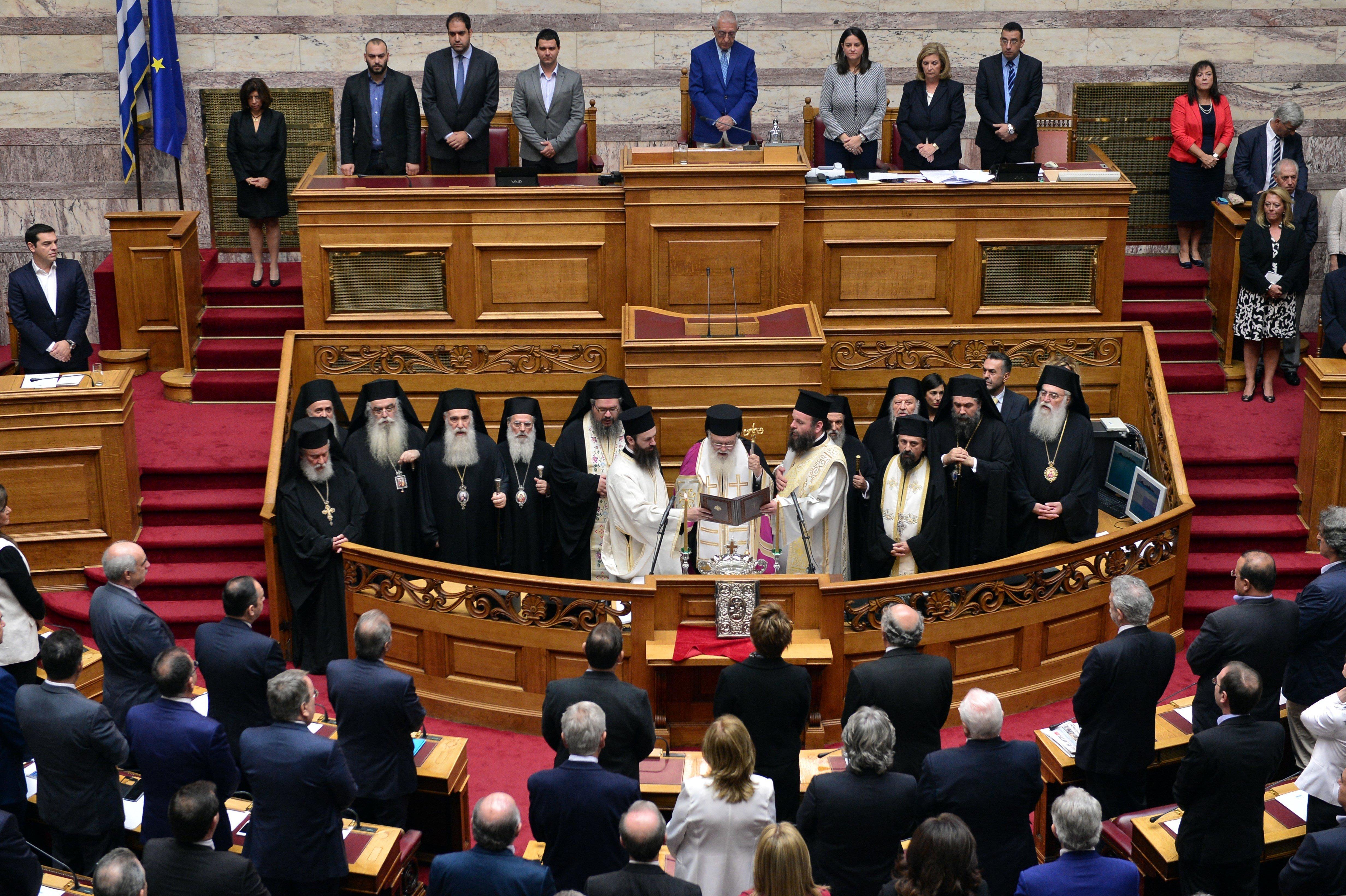 Συνταγματική Αναθεώρηση: Χωρισμός Κράτους - Εκκλησίας ή συμβιβασμός;