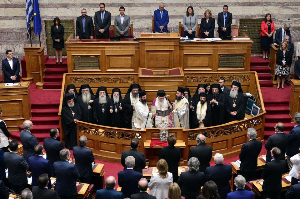 Συνταγματική Αναθεώρηση: Χωρισμός Κράτους - Εκκλησίας ή