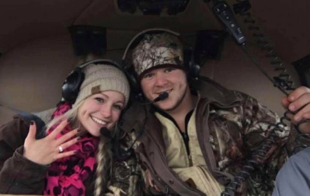 Newlyweds Die In Helicopter Crash En Route From Wedding To