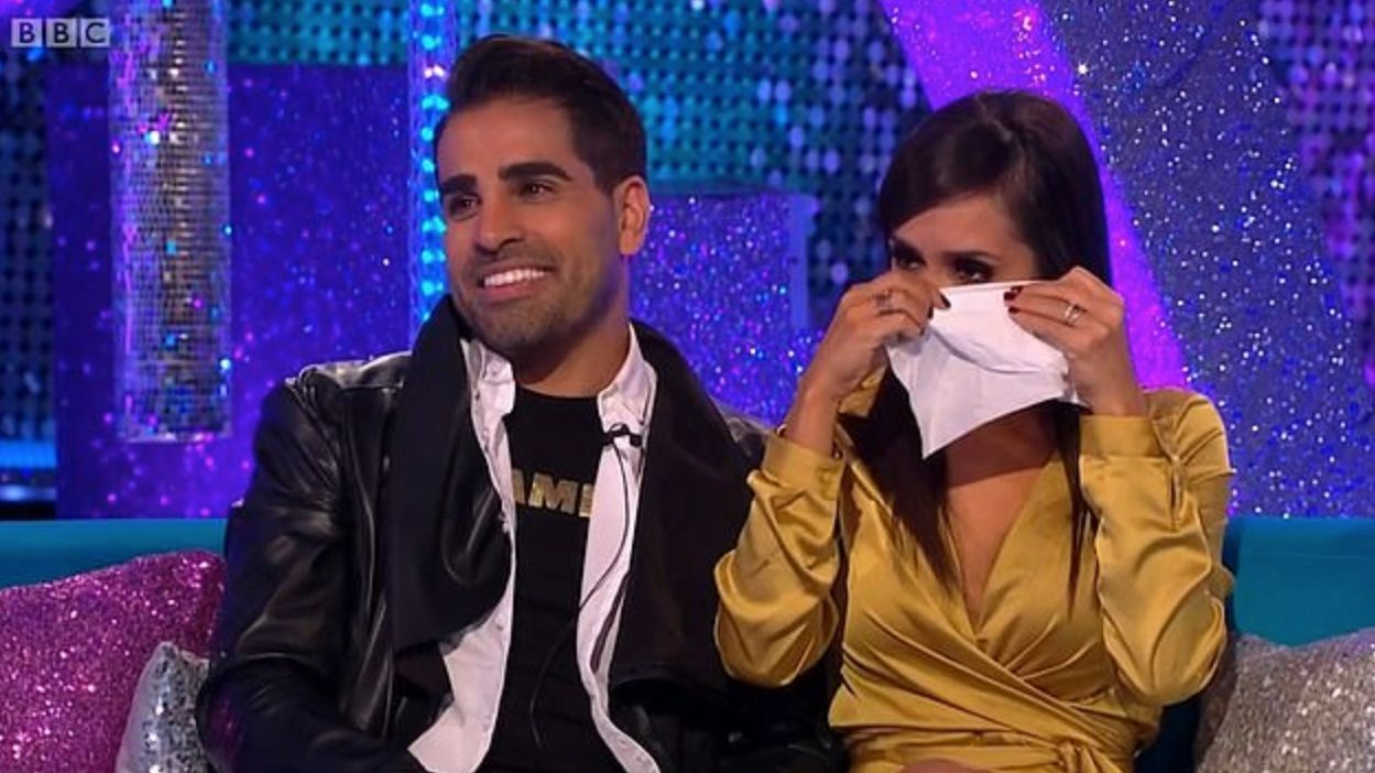 'Strictly' Pro Janette Manrara Gets Tearful As She Reflects On Dancing With Dr
