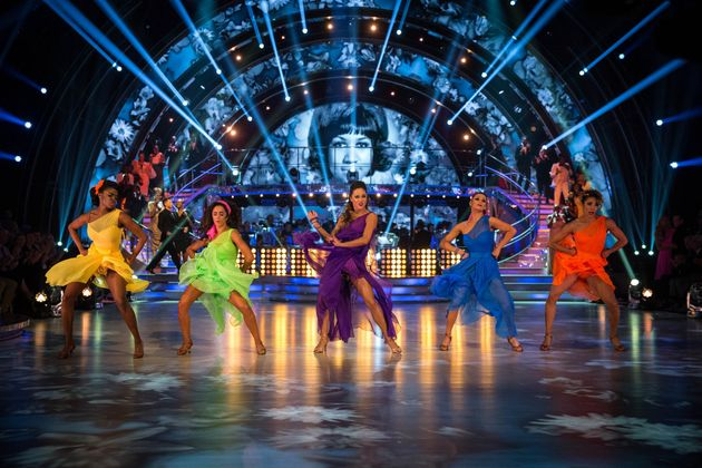 'Strictly Come Dancing' Week 8 Songs And Dances