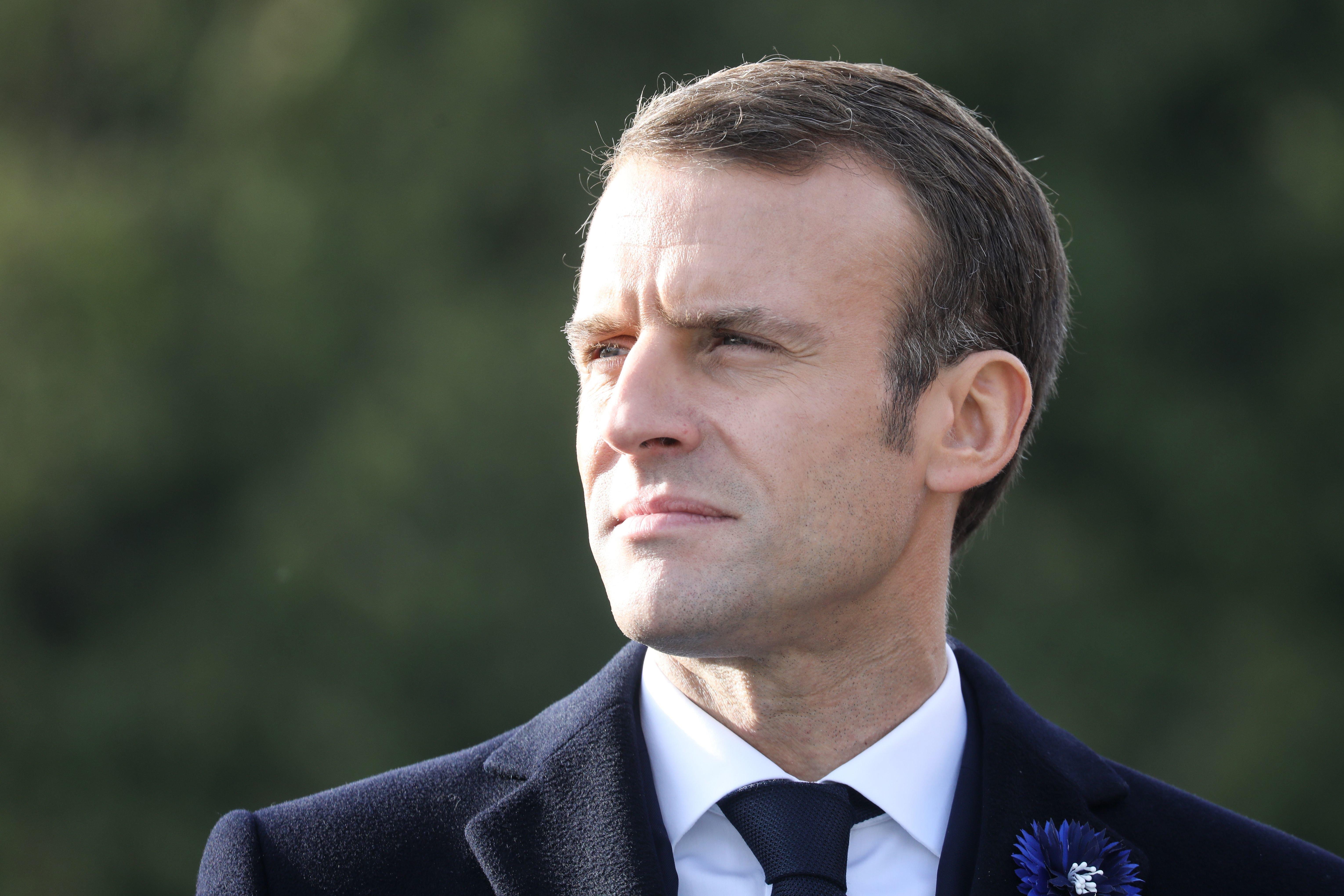 Frankreich: Mutmaßliche Anschlagspläne gegen Macron - sechs Festnahmen