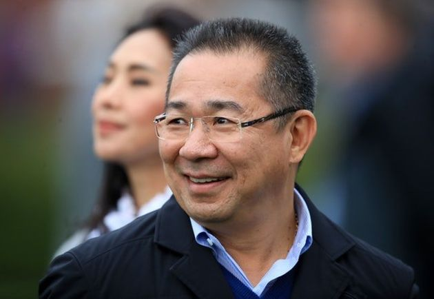 Leicester City owner Vichai Srivaddhanaprabha died in the helicopter crash, along with four